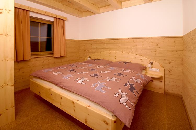 Zimmer buchen - Ferienhaus Weißpriach